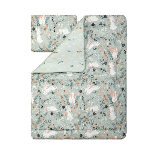 Baby Bedding Set S - Rabbit