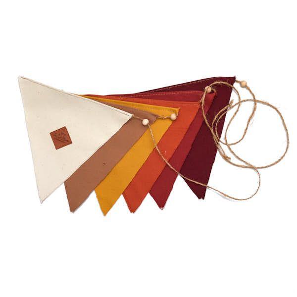 Guirnaldas - Rainbow Red