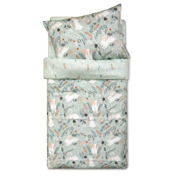Duvet Set 100x135 - Rabbit