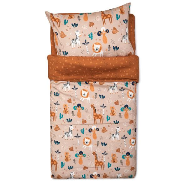 Duvet Set 100x120 - Safari