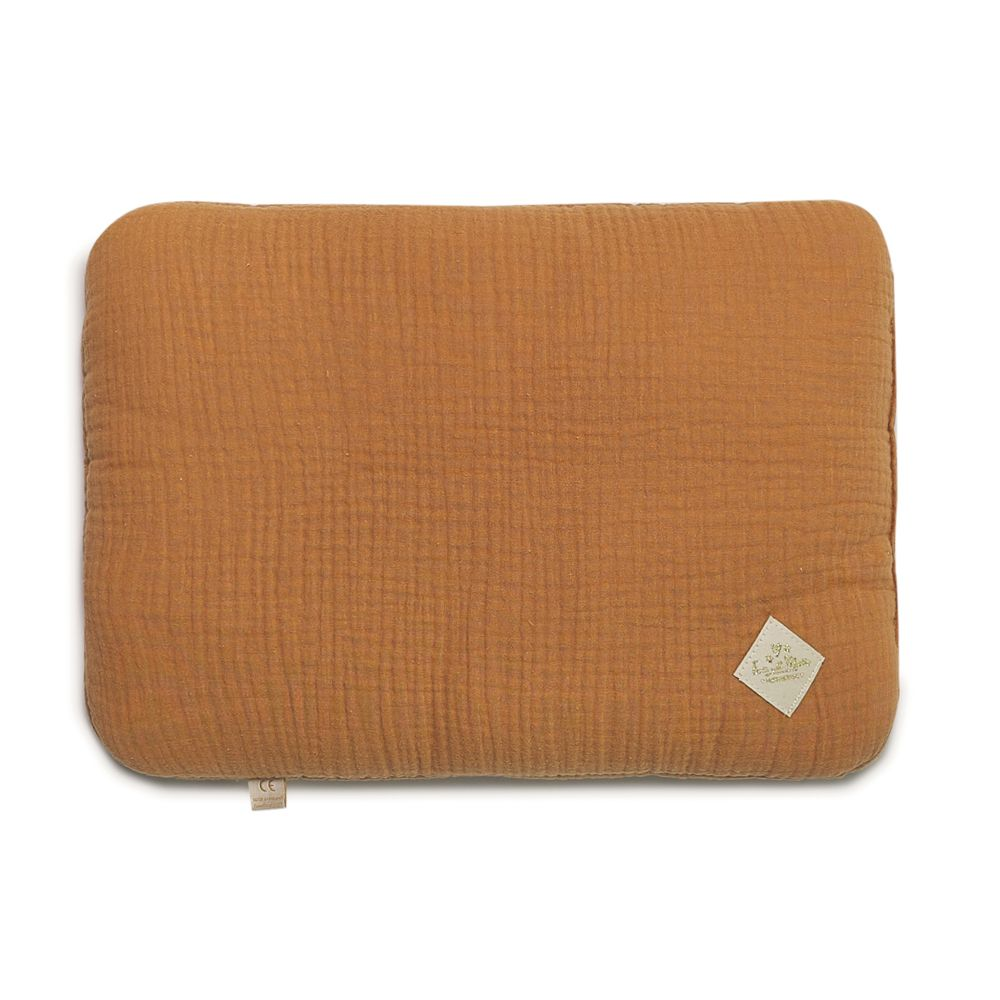 Baby Bed Pillow S - Carmel