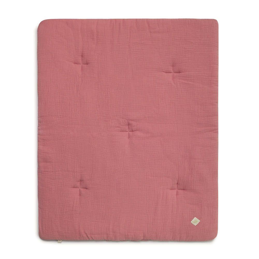 Junior Quilt L - Pink
