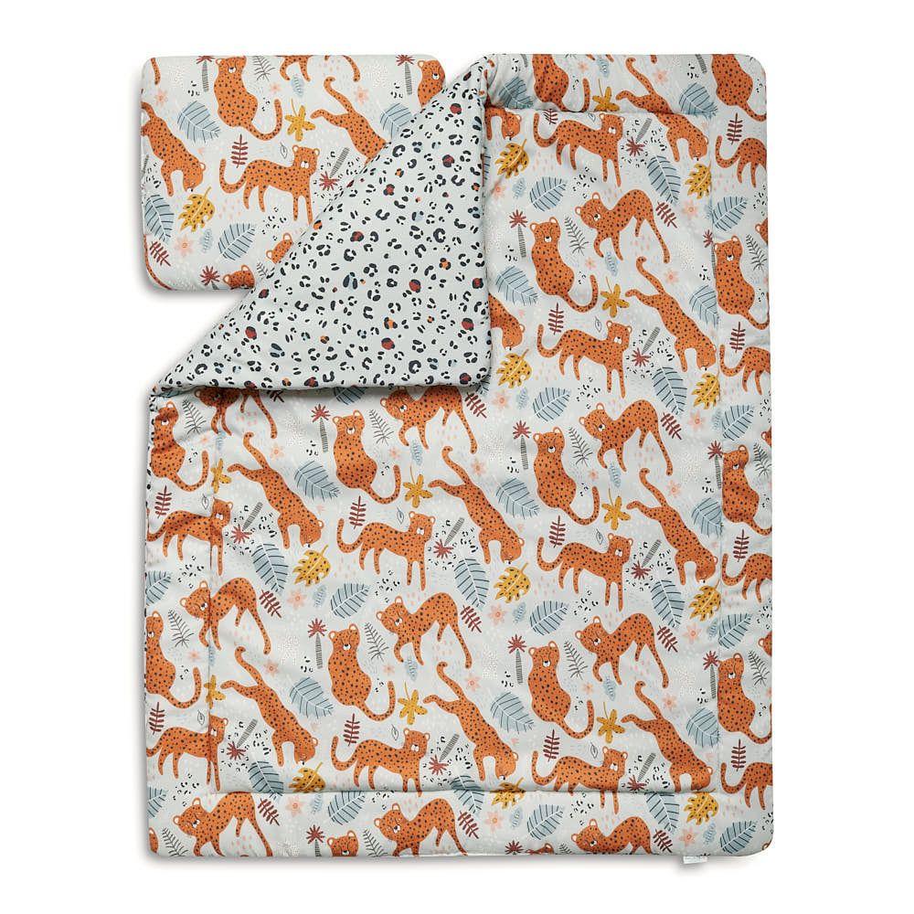 Toddler Bed Set M - Leopard