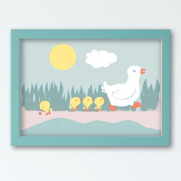 Historyjki Obrazkowe - Ducks Mint