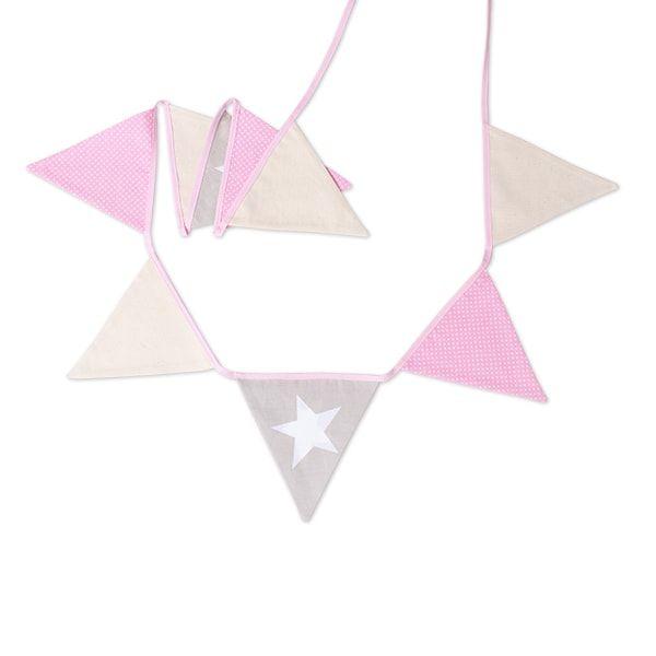 Girlanda - Natural Pink