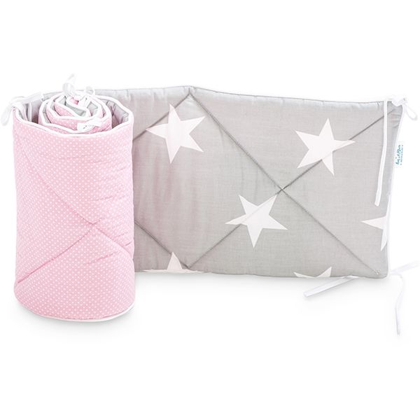Baby Bed Bumper 70x140 - Candy Star