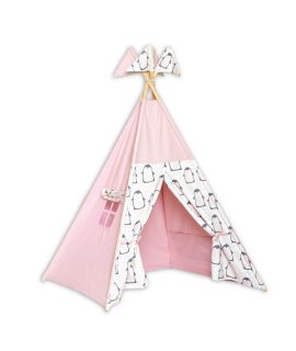 Tenda Tipi - Lovely Pinguin