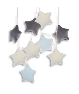 Girlanda - Velvet Misty Stars