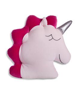 Poduszka Jednorożec - Pink Fuchsia