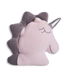 Poduszka Jednorożec - Pink Grey
