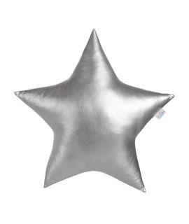 Poduszka Gwiazdka - Silver