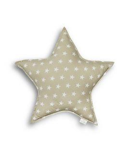 Poduszka - Star Beige in Stars