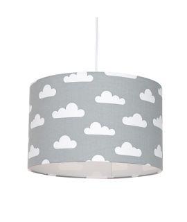 Abażur - Cloudy Grey