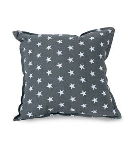 Poduszka - Square Little Stars grey
