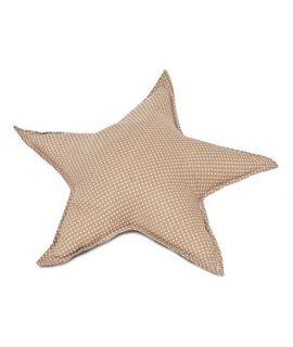 Poduszka - Star Beige