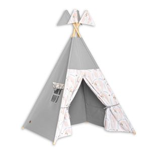 Teepee Tent - Unicorn