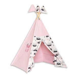 Teepee Tent - Swan Princess