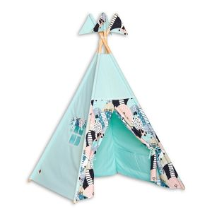 Teepee Tent - Cartoon Cars