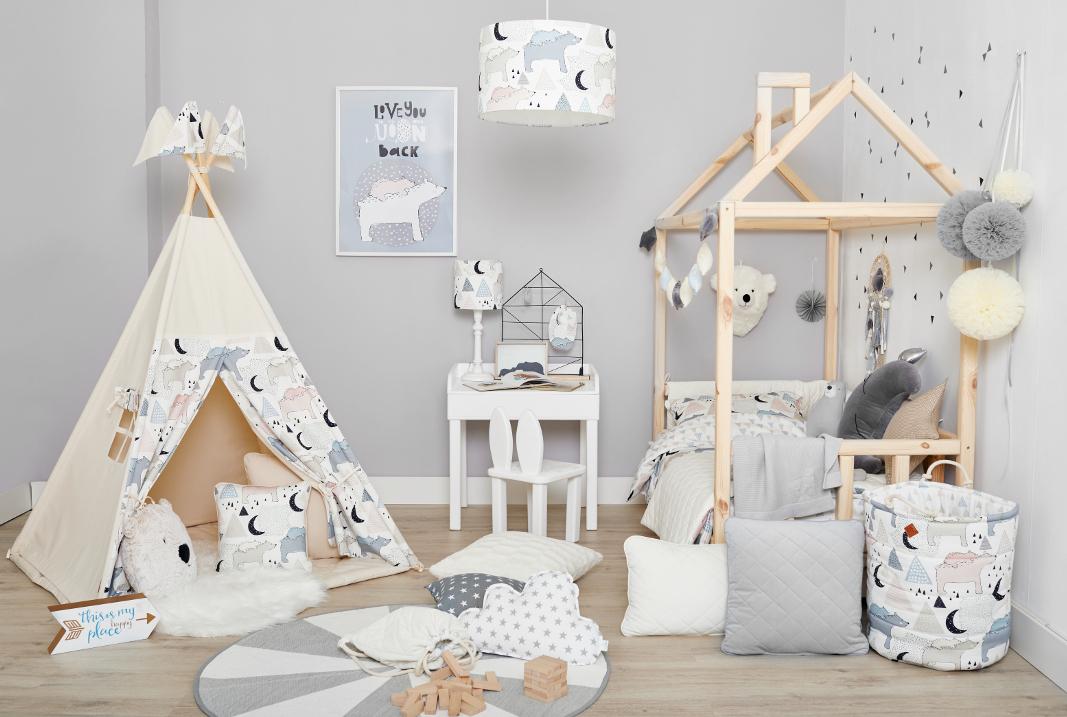 Pokój dziecięcy w stylu skandynawskim - hit czy kit?