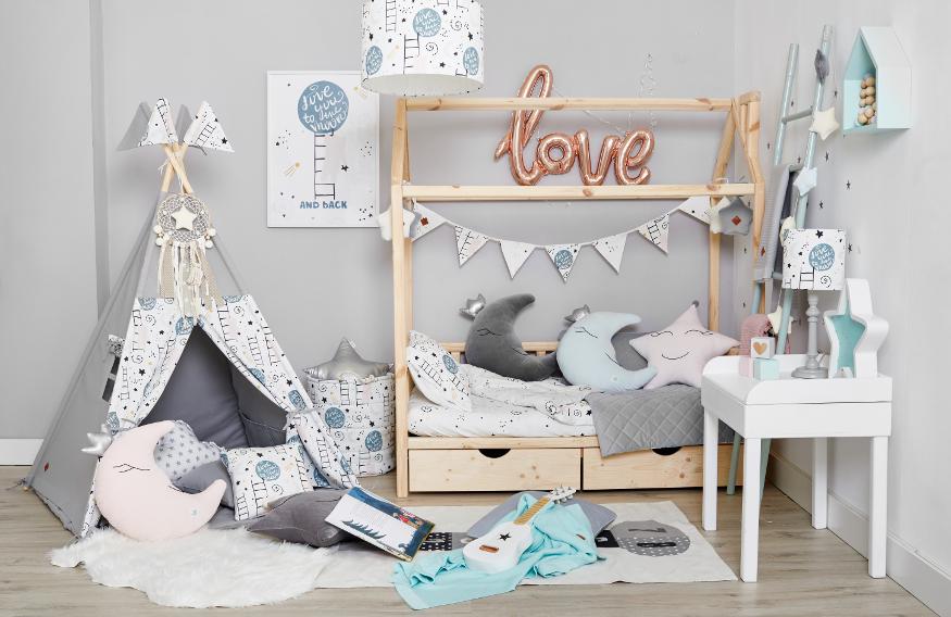Wie richtet man ein Kinderzimmer ein?
