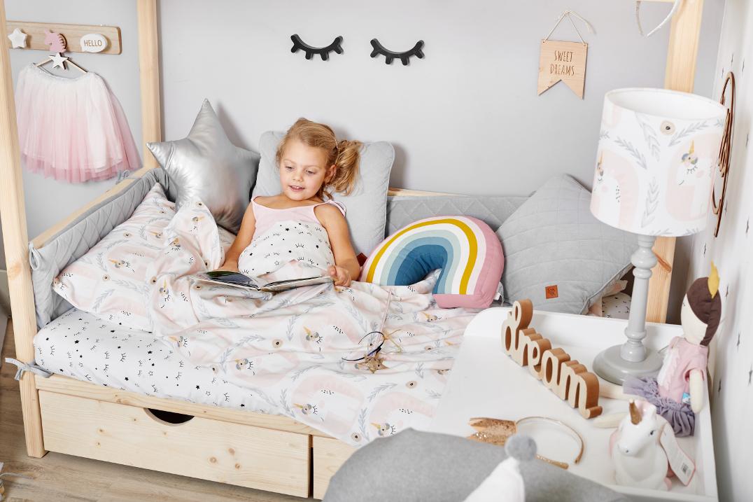 Produkty, które ułatwią dziecku zasypianie
