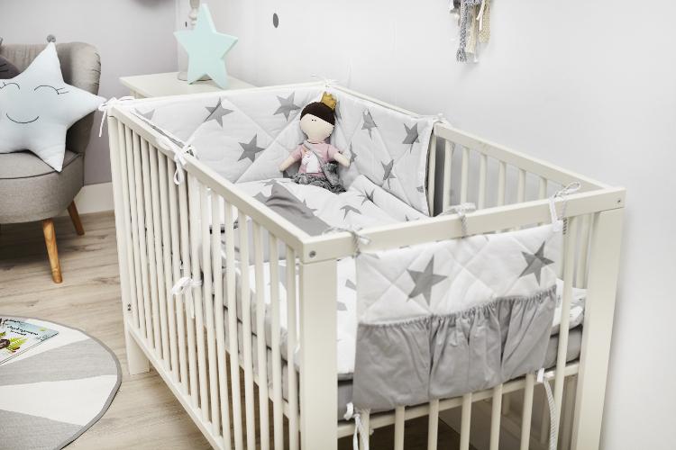 Akcesoria niezbędne w pokoju niemowlaka