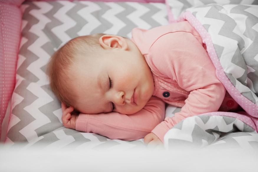 Welche Bettdecke sollte für einen Säugling gewählt werden?