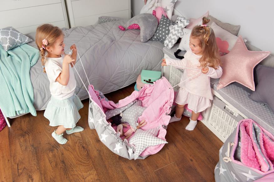 Jak nauczyć dziecko sprzątania po sobie?