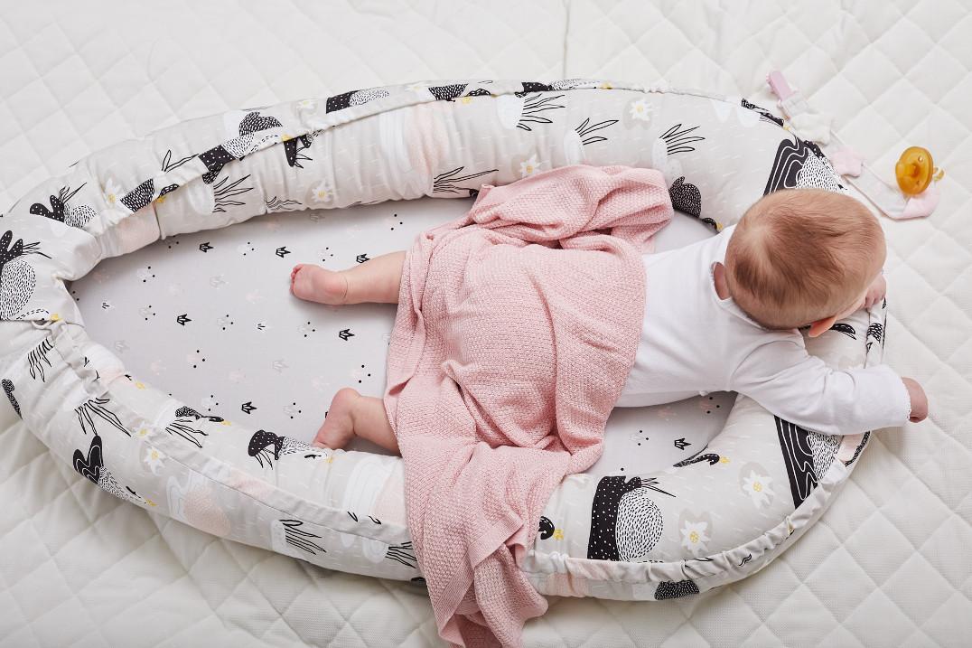 Dlaczego warto mieć kokon niemowlęcy?
