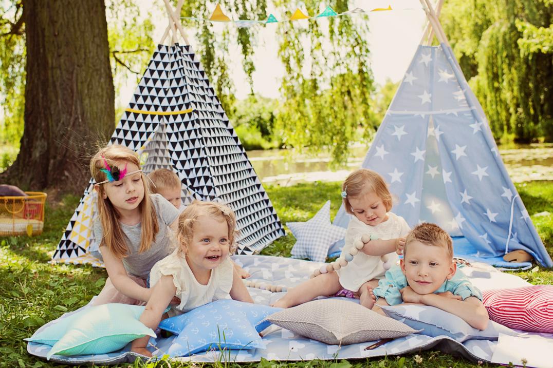 Weekend z dziećmi poza domem - co ze sobą zabrać?