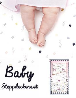 baby stepdecke